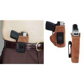 Galco for Glock 26, 27, 33 Stow-N-Go Inside Pant Holster Right Hand Natural