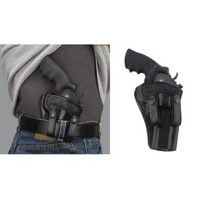 Galco for Glock 26, 27, 33 Summer Comfort Inside Pant Holster Left Hand Black