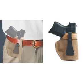 Galco for Glock 26, 27, 33 Ultra Deep Cover IWB Holster Left Hand Natural