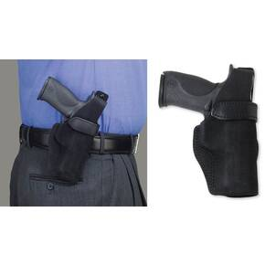 Galco S&W M&P 9/40 Wraith Belt Holster Right Hand Black
