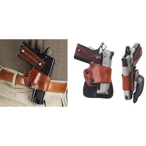 Galco Walter PPK, PPKS Yaqui Paddle Holster Right Hand Tan