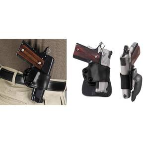Galco Walter PPK, PPKS Yaqui Paddle Holster Right Hand Black