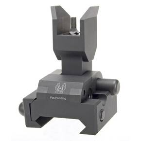 GG&G Spring Actuated Flip-Up Front Sight Front Sights For Dovetails