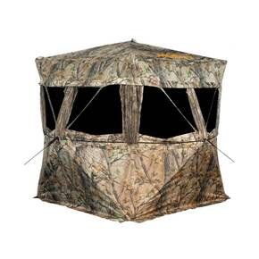 Muddy Outdoors VS360 Ground Blind with 360 Degree Viewing