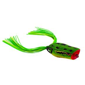 Spro Bronzeye Baby Pop 50 Semisoft Swimbait Lure - Green Tree
