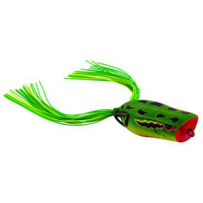 Spro Bronzeye Pop 60 Semisoft Swimbait Lure - Green Tree