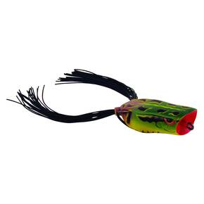 Spro Bronzeye Pop 60 Semisoft Swimbait Lure - Natural Green