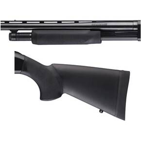 "Hogue Shotgun Stocks - Mossberg 500 Combo Forend and Stock 12"" Length of Pull"