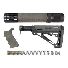Hogue AR-15/M-16 Kit Ghillie Green