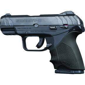 Hogue HandAll Beavertail Grip Sleeve Ruger Security 9 Compact - Black