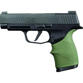 Hogue HandAll Beavertail Grip Sleeve Sig Sauer P365XL- OD Green