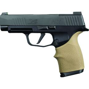 Hogue HandAll Beavertail Grip Sleeve Sig Sauer P365XL- FDE