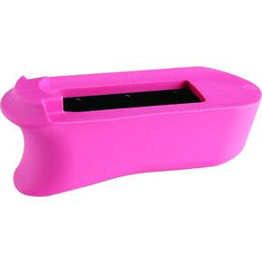 Kimber Micro 9 Rubber Magazine Extended Base Pad Pink