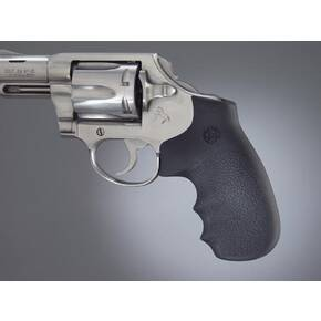 Hogue Colt Detective Special Diamondback Rubber Monogrip (Post-1966)