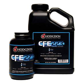 Hodgdon CFE 223 Spherical Rifle Powder 1 lbs