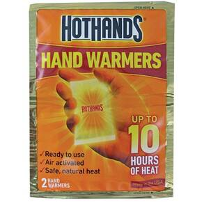 HeatMax HotHands Hand Warmers - 2 per Package