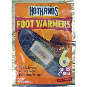 Hothands Heated Insole Foot Warmers