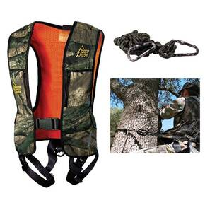 Hunter Safety System 100 Reversible Harness - XXL-XXXL