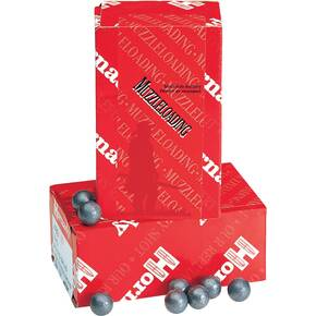 "Hornady Lead Round Ball .58 cal .570"" 50/ct"