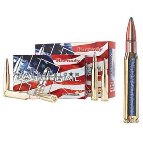 Hornady American Whitetail Rifle Ammunition .30-06 Sprg 150 gr SP 2637 fps - 20/box
