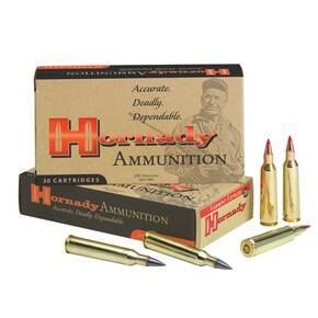 Hornady Varmint Express Rifle  Ammunition .223 Rem 55 gr V-MAX 3240 fps - 20/box