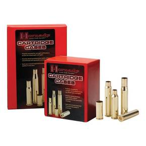 Hornady Unprimed Brass Rifle Cartridge Cases 6.5x55 SwedisH 50/ct
