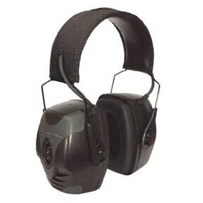 Howard Leight Impact Pro Electronic Ear Muffs with Aux Cord