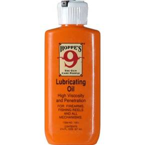"Hoppe's Lubricating Oil - 2-1/4"" Squeeze Bottle"