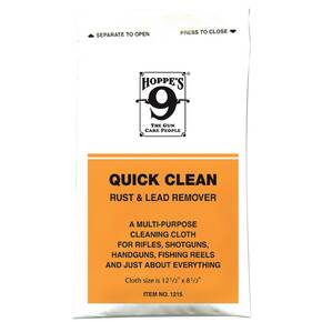 Hoppe's Quick Clean Rust & Lead Removers
