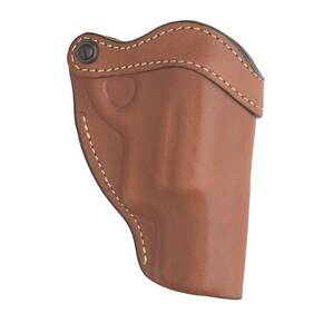 "Hunter Leather Open Top Leather Concealment Holster, Taurus Judge Public Defender 2.5 Cylinder/ 2"" Barrel"