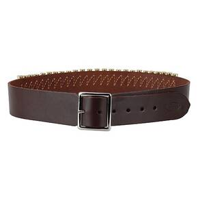 "Hunter Leather Specialty Belts, .38 Caliber, 46"" - 51"" X-Large, Antique Brown"