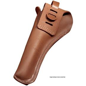 Hunter Leather VersaFit Holster, Buckmark Mark I & II, Right Hand, Brown