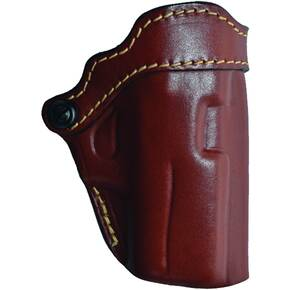 Hunter Open Top Holster With Tension Screw For Glock 42  Chestnut/Tan