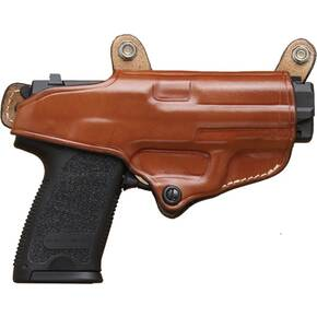 Hunter Leather Holster Body for Shoulder Rig, H&K USP 45