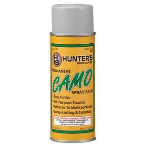 Hunter's Specialties Bark Grey Permanent Spray Paint