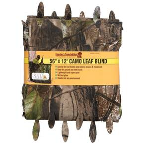 "Hunter's Specialities Camo Leaf Blind Material - Realtree Xtra, 56"" x 30 ft."