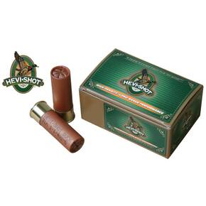 "HEVI-Shot Duck - 12ga 2-3/4"" 1-1/4oz. #4-Shot 10/Box"