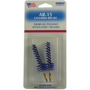 Iosso AR-15 Chamber Brush - 2 Pack