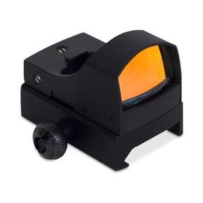 Sightmark Mini Shot Reflex Sight - 1-23x16mm Single 3 MOA Dot Red Matte