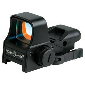 Sightmark Ultra Shot  QD Digital Switch Reflex Sight with Red Reticle