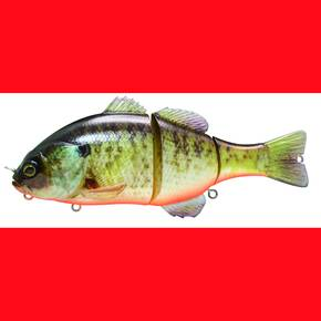 Jackall Gantarel Jr Jerk Jointed Hard Lure - RT Bluegill