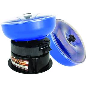 Berry's QD-500 Vibratory Tumbler with Extra Bowl (110V)