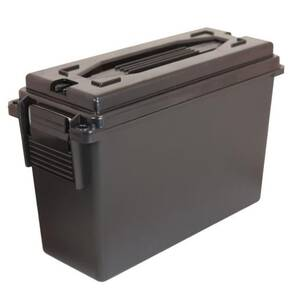 Berry's Plastic Ammo Can .30 cal .223 9mm .38 Spl - Black