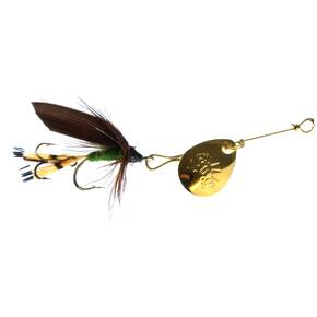 Joe's Flies Short Striker Spinner Fly Lure Size 10 - Joe's Favorite