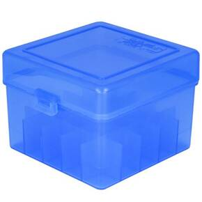 "Berry's Ammo Box 12 ga. 3.5"" 25/rd Blue"