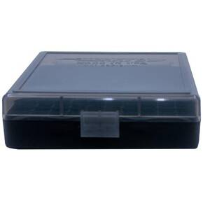 Berry's Ammo Box #001 - .380 cal/9mm 100/rd Smoke/Black
