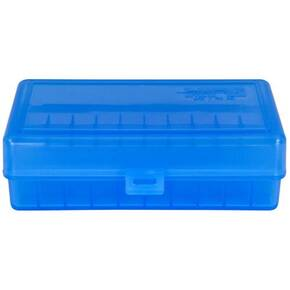 Berry's Ammo Box #454 - .50 A.E. 50/rd Blue