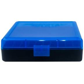 Berry's Ammo Box #001 - .380 Cal/9mm 100/rd Blue/Black