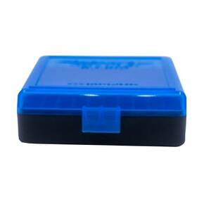 Berry's Ammo Box .22 LR 100/rd Blue/Black