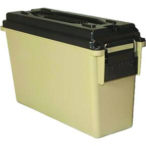 Berry's 40 Cal. Plastic Ammo Can (Tan)